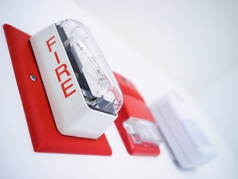 Автоматические установки пожарной сигнализации