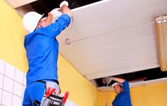 Обслуживание и сервис систем вентиляции