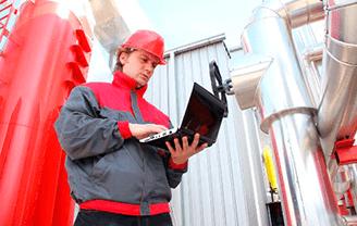 Обслуживание и сервис порошковых систем пожаротушения